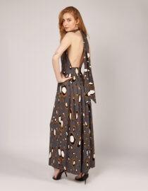 sukienka długa wiskozowa